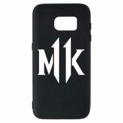 Чохол для Samsung S7 Mk 11 logo