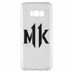 Чохол для Samsung S8+ Mk 11 logo