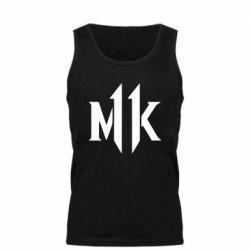 Майка чоловіча Mk 11 logo