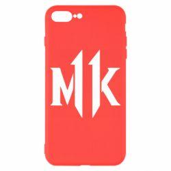Чохол для iPhone 8 Plus Mk 11 logo