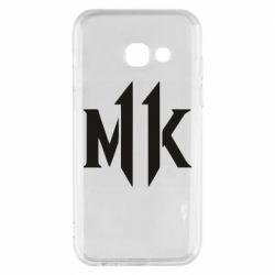 Чохол для Samsung A3 2017 Mk 11 logo