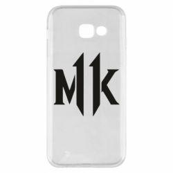 Чохол для Samsung A5 2017 Mk 11 logo