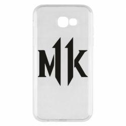 Чохол для Samsung A7 2017 Mk 11 logo