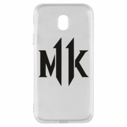Чохол для Samsung J3 2017 Mk 11 logo