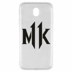 Чохол для Samsung J7 2017 Mk 11 logo