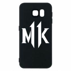 Чохол для Samsung S6 Mk 11 logo
