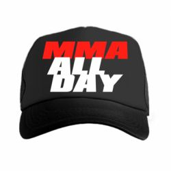 Кепка-тракер MMA All day