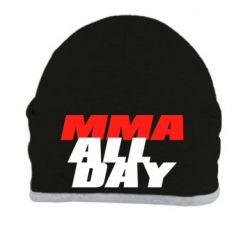 Шапка MMA All day
