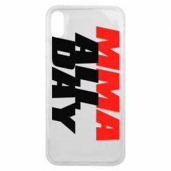 Чехол для iPhone Xs Max MMA All day