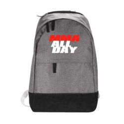 Городской рюкзак MMA All day