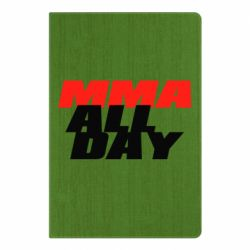 Блокнот А5 MMA All day