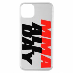Чохол для iPhone 11 Pro Max MMA All day