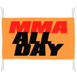 Прапор MMA All day