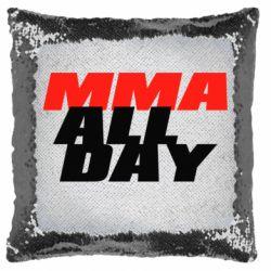 Подушка-хамелеон MMA All day
