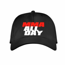 Дитяча кепка MMA All day