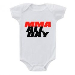 Детский бодик MMA All day