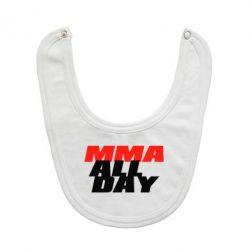 Слюнявчик  MMA All day