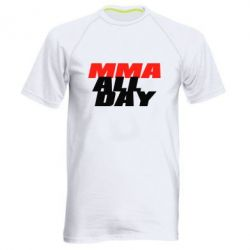 Мужская спортивная футболка MMA All day