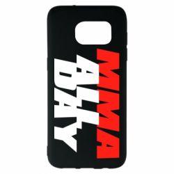 Чехол для Samsung S7 EDGE MMA All day