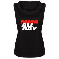 Женская майка MMA All day