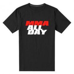 Мужская стрейчевая футболка MMA All day