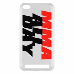 Чехол для Xiaomi Redmi 5a MMA All day