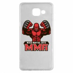 Чохол для Samsung A5 2016 MMA Fighter 2