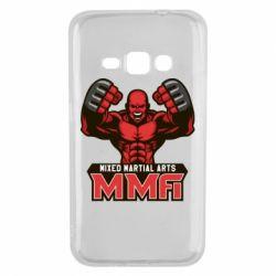 Чохол для Samsung J1 2016 MMA Fighter 2