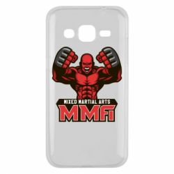Чохол для Samsung J2 2015 MMA Fighter 2