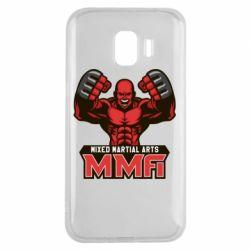 Чохол для Samsung J2 2018 MMA Fighter 2