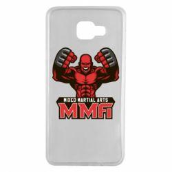 Чохол для Samsung A7 2016 MMA Fighter 2