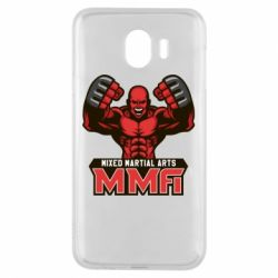Чохол для Samsung J4 MMA Fighter 2