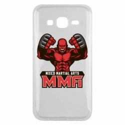 Чохол для Samsung J5 2015 MMA Fighter 2