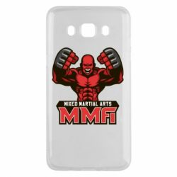 Чохол для Samsung J5 2016 MMA Fighter 2