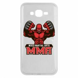 Чохол для Samsung J7 2015 MMA Fighter 2