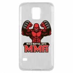 Чохол для Samsung S5 MMA Fighter 2