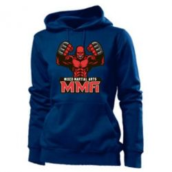Толстовка жіноча MMA Fighter 2