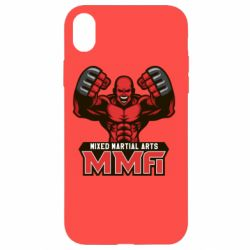Чохол для iPhone XR MMA Fighter 2