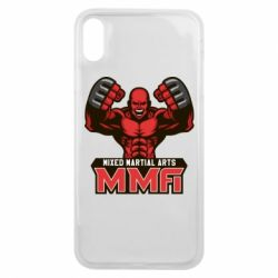 Чохол для iPhone Xs Max MMA Fighter 2