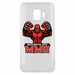 Чохол для Samsung J2 Core MMA Fighter 2