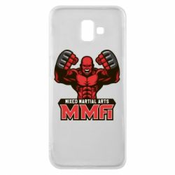 Чохол для Samsung J6 Plus 2018 MMA Fighter 2