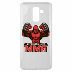 Чохол для Samsung J8 2018 MMA Fighter 2