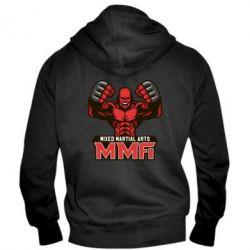 Мужская толстовка на молнии MMA Fighter 2