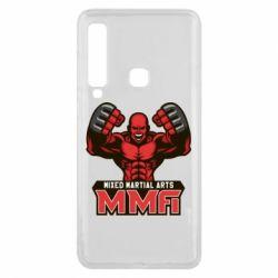 Чохол для Samsung A9 2018 MMA Fighter 2