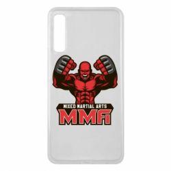 Чохол для Samsung A7 2018 MMA Fighter 2