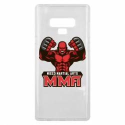Чохол для Samsung Note 9 MMA Fighter 2