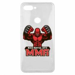 Чохол для Xiaomi Mi8 Lite MMA Fighter 2