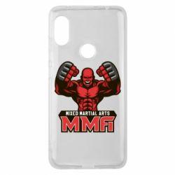 Чохол для Xiaomi Redmi Note Pro 6 MMA Fighter 2