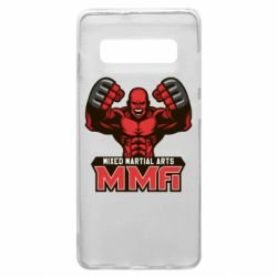 Чохол для Samsung S10+ MMA Fighter 2