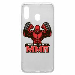 Чохол для Samsung A20 MMA Fighter 2